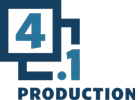 4.1 PRODUCTION Logo