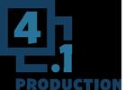 4.1 PRODUCTION Logo