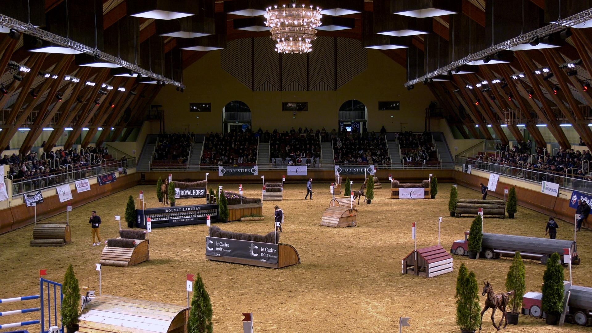 6ème édition du Cross Indoor de Saumur