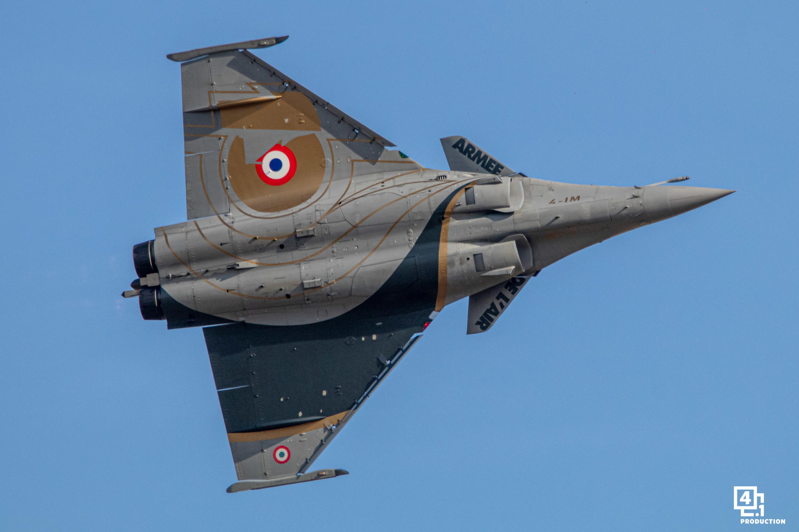 Rafale Solo Display 2019
